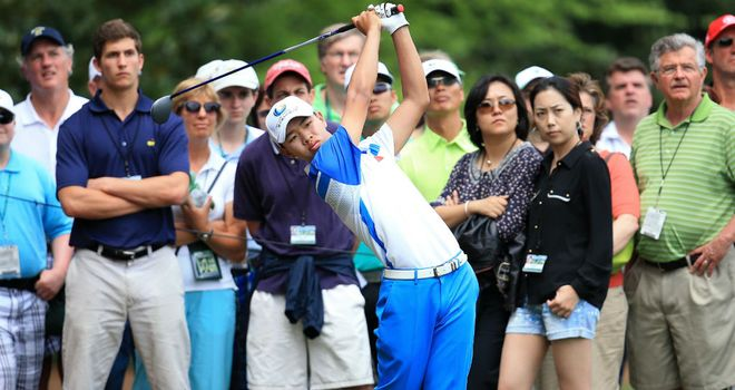 Guan Tianlang: Superb performance from the 14-year-old at Augusta