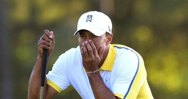 Tiger Woods: Many felt he should have been disqualified