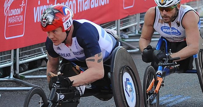 David Weir: Can he make it seven London Marathon wins?