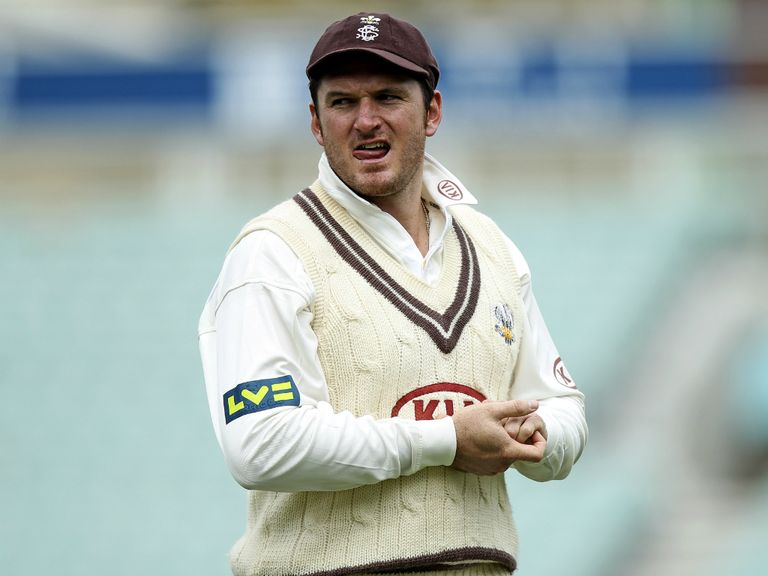 Graeme Smith: Will miss the Champions Trophy