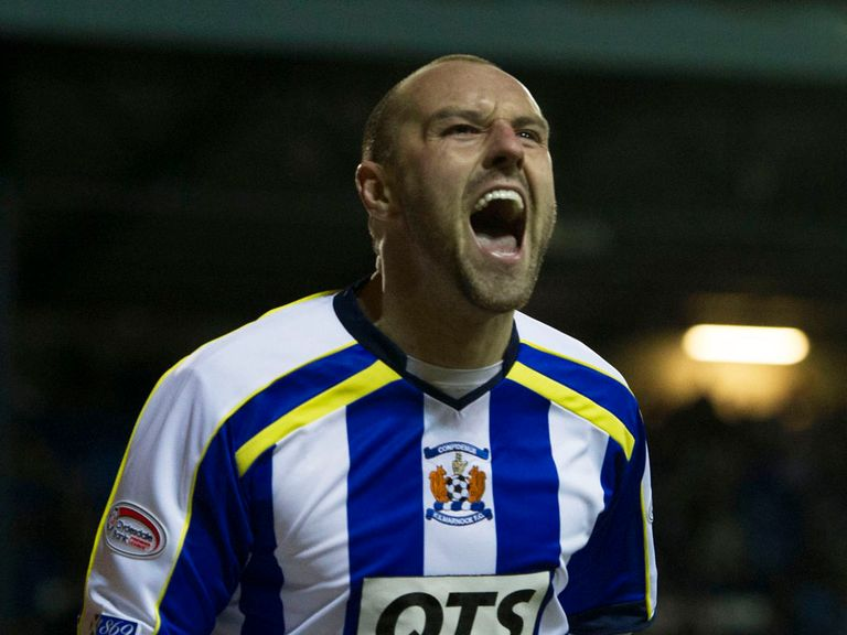 Kris Boyd: Has been offered a one-year deal by Kilmarnock
