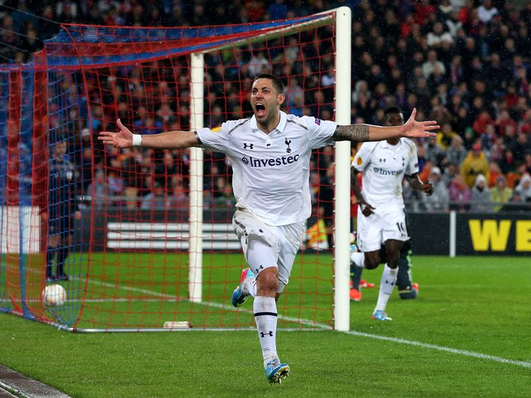 Clint Dempsey: Scored twice against Basle on Thursday