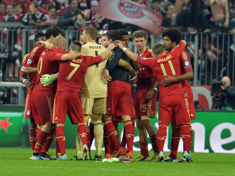 Bayern Munich: Worth a bet at 3/1