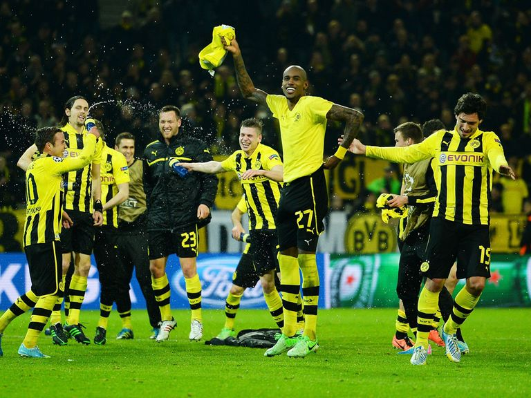 Borussia Dortmund should be backed to win the first leg