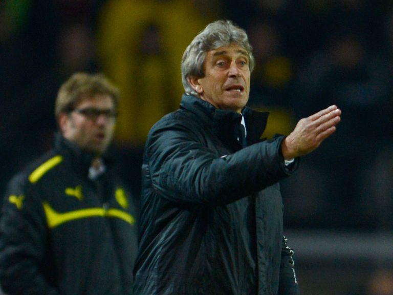 Pellegrini: Linked with Chelsea