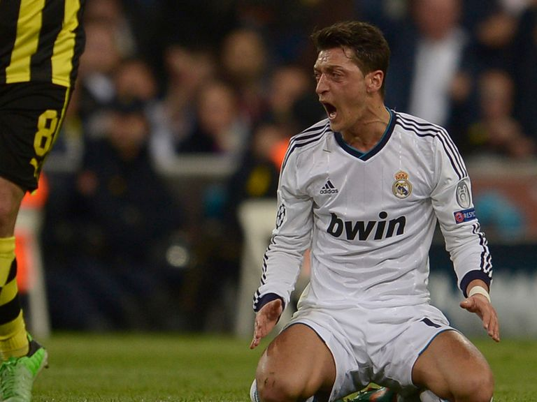 Mesut Ozil: Set for Arsenal move