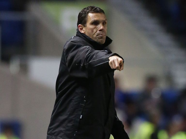 Gus Poyet: Suspended by Brighton