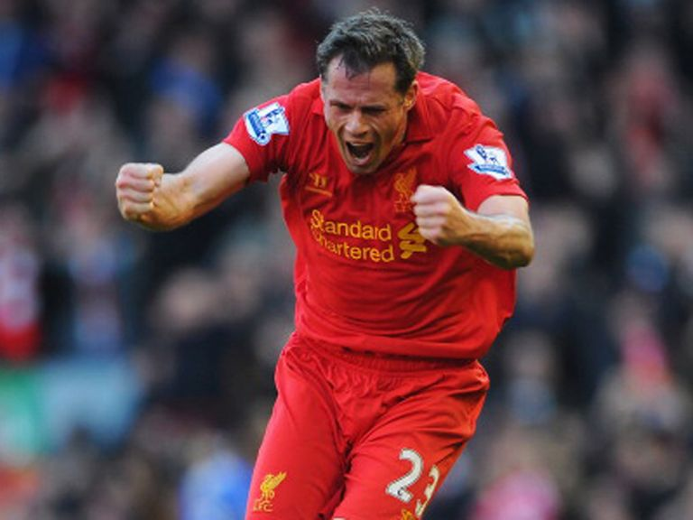 Carragher: Regrets not winning the league title