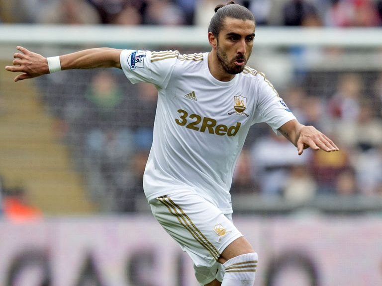 Chico Flores: Wants a repeat of Swansea's cup heroics