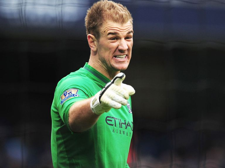 Joe Hart can keep another clean sheet against West Brom