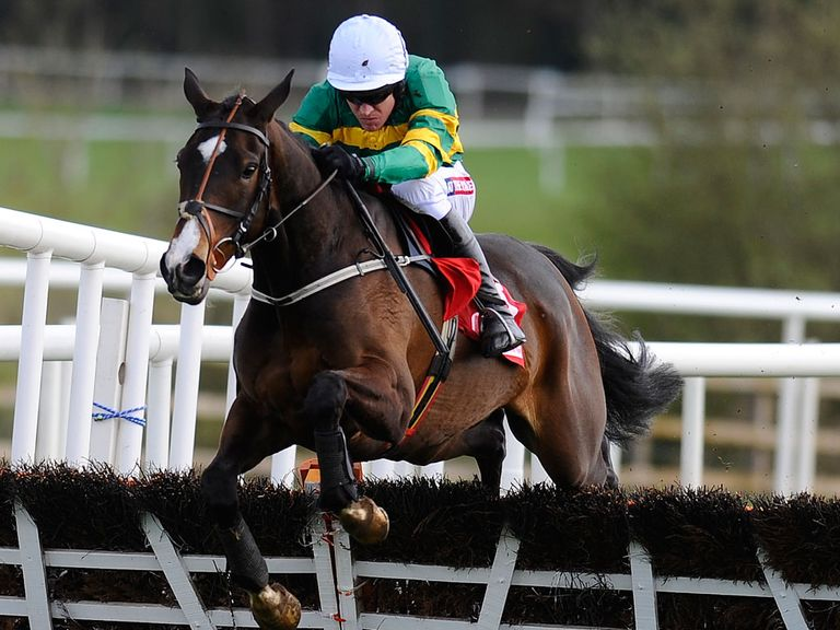Jezki: Could he win the Champion Hurdle?