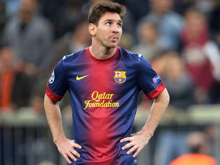 Lionel Messi: Could he leave Barcelona?