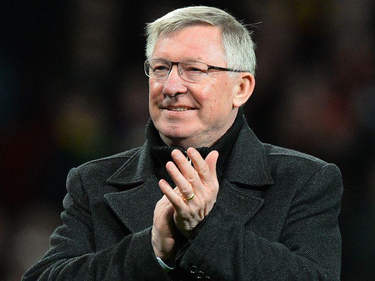 Ferguson: 11/8 to win no more Premier League titles with Man Utd