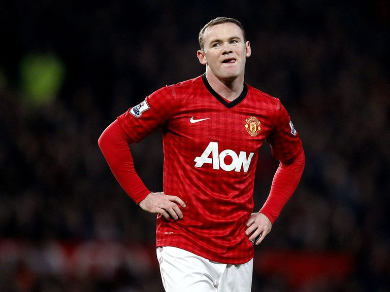 Wayne Rooney: Linked with summer move to PSG
