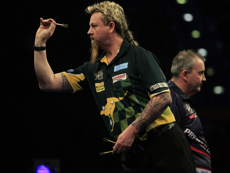 Simon Whitlock: Can take care of James Wade