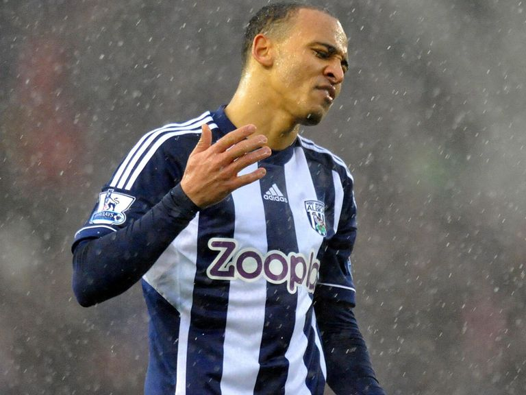 Odemwingie: Wants to leave West Brom