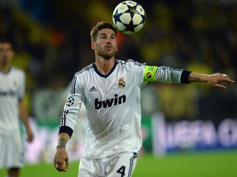 Sergio Ramos: Concern for Real Madrid