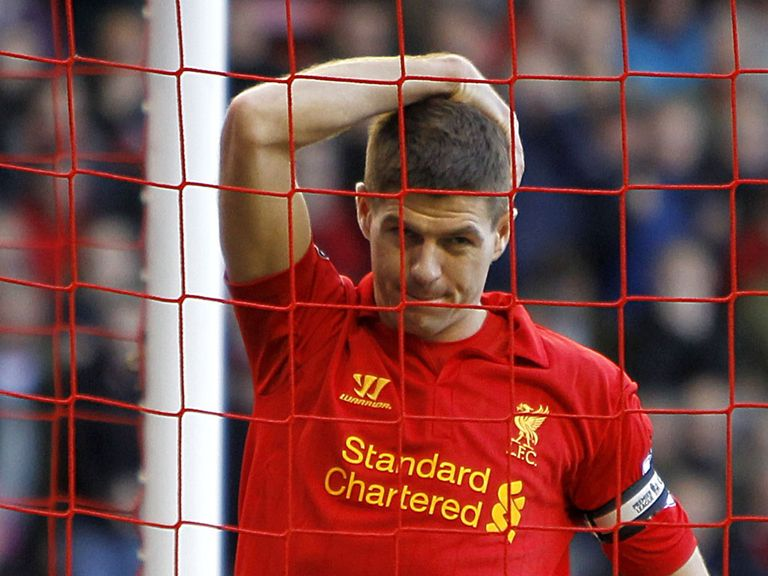 Steven Gerrard: Set for operation this summer