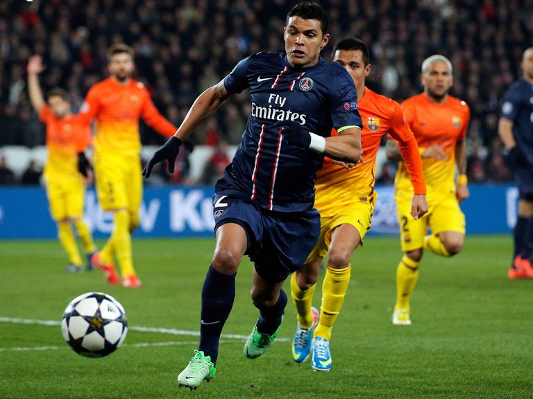 Thiago Silva: Doesn't know what the future holds