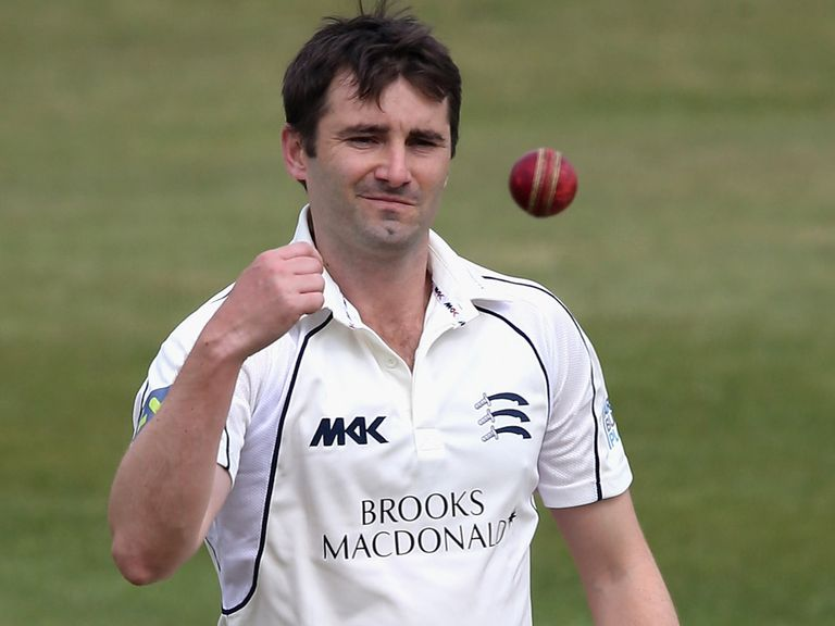 Tim Murtagh: Impressed for Middlesex