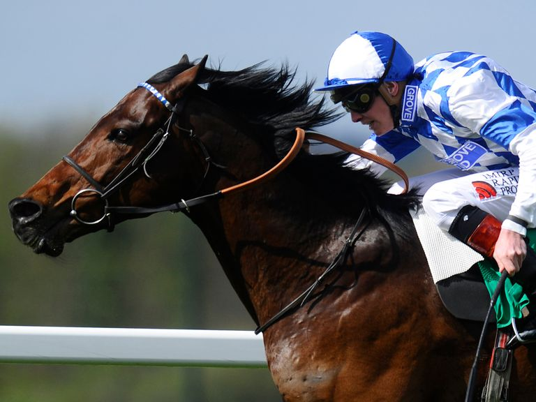 Al Kazeem: Goes for the Arc