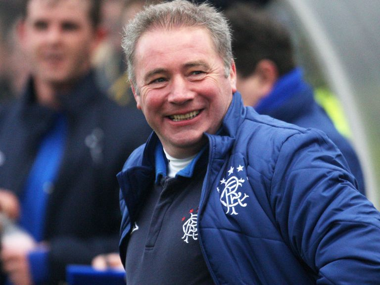 Ally McCoist: Looking to sign a defender
