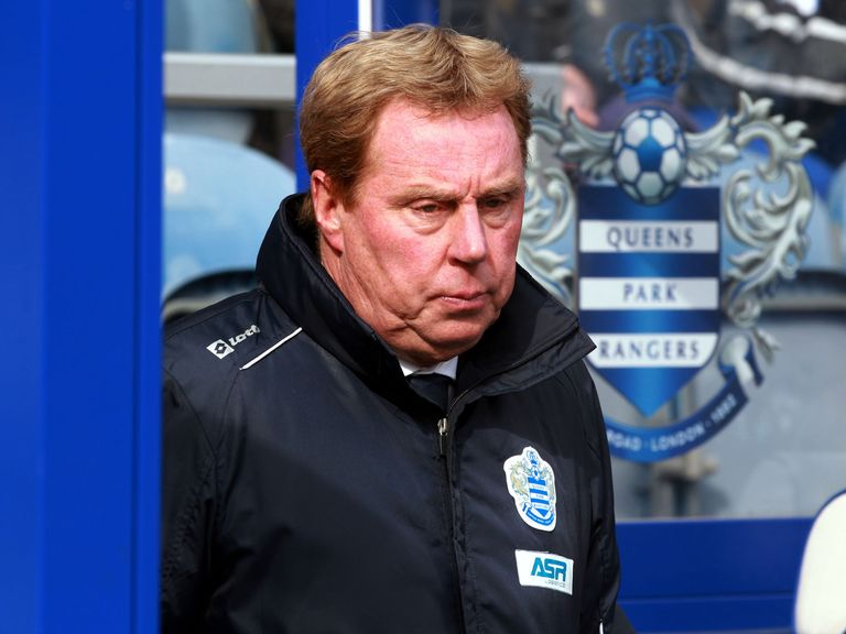 Harry Redknapp: Refusing to be bullied in the transfer market