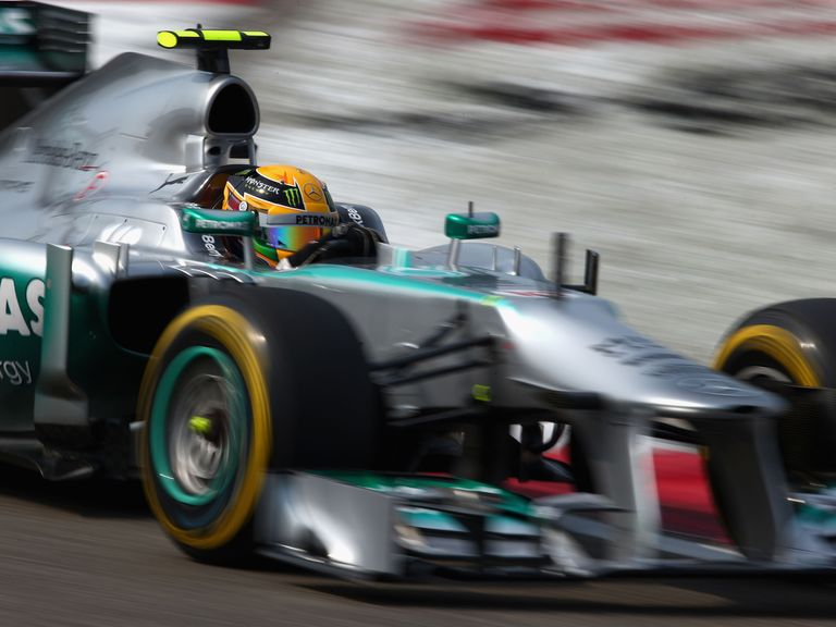 Lewis Hamilton: Looking to shine in Europe