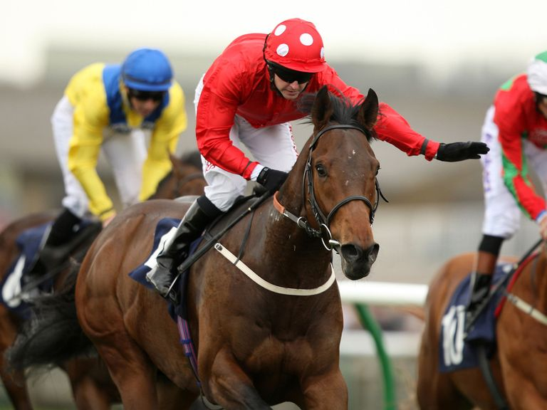 Garswood: Recaptured winning form at Deauville.