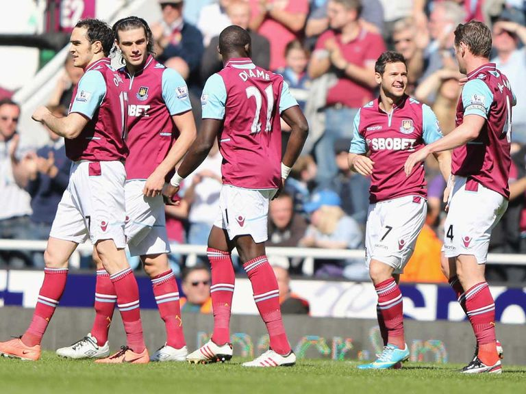 West Ham beat Wigan to leave the Latics in the drop zone