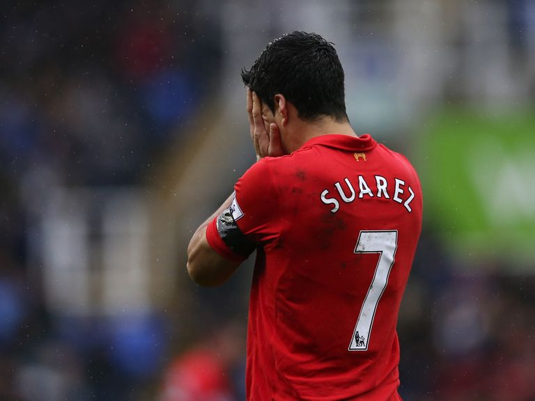 Luis Suarez: Likely to be sidelined until September
