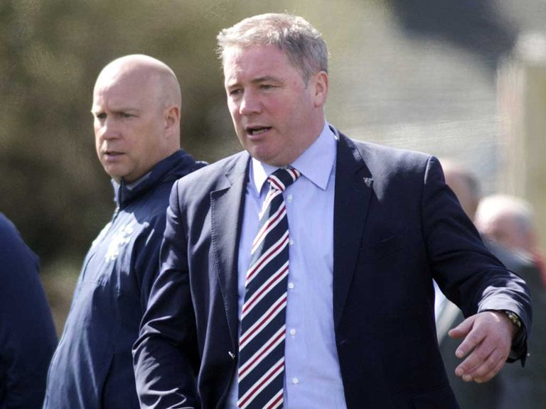 Ally McCoist: Working on signings, but Berra deal is off