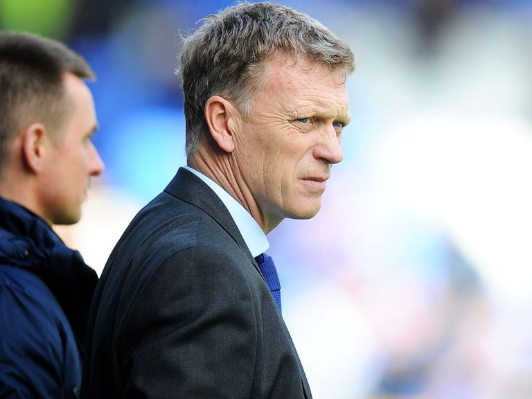 Moyes: Favourite for the Man Utd job