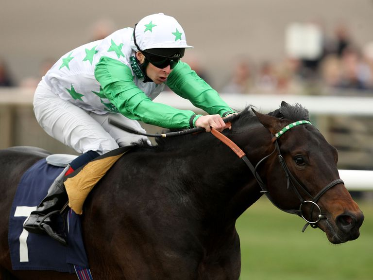 Music Master: Can win at Ascot