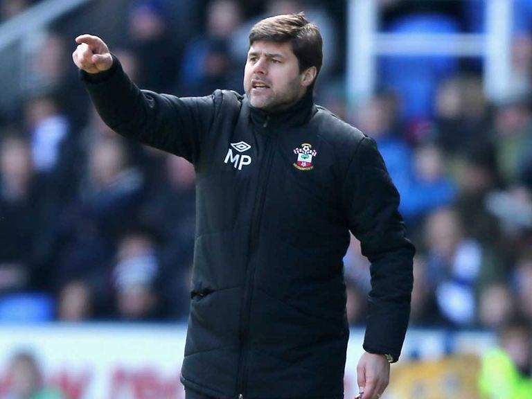 Mauricio Pochettino: Is confident Southampton will improve quickly in the top flight