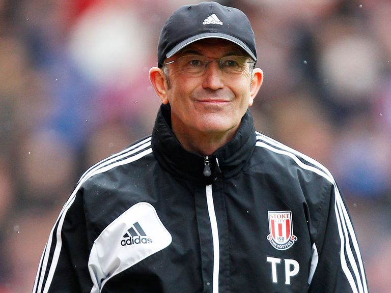 Tony Pulis: Linked with Crystal Palace