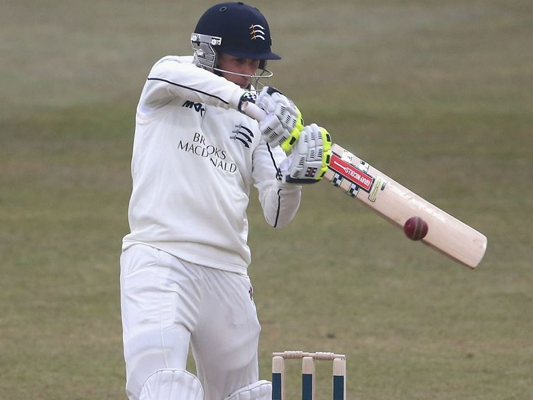 John Simpson: Dig in after an early Middlesex collapse