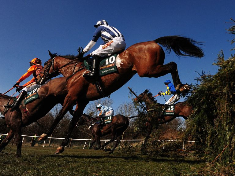 Teaforthree: Top of Timeform's Crabbie's Grand National ratings