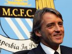 Mancini at Man City