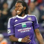 Transfer news: Anderlecht's Dieumerci Mbokani reveals Premier League desire | Football News | Sky Sports