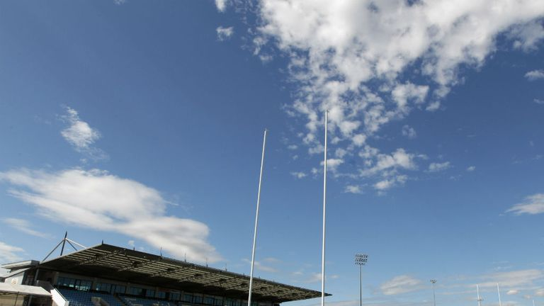 Sandy Park: Exeter's ground to host LV= Cup final