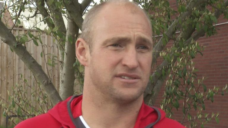 Nathan Brown: Seeking a drastic improvement from his St Helens side