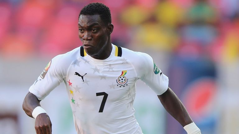 Christian Atsu: Set for Vitesse loan