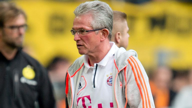 Jupp Heynckes: Not feeling the pressure