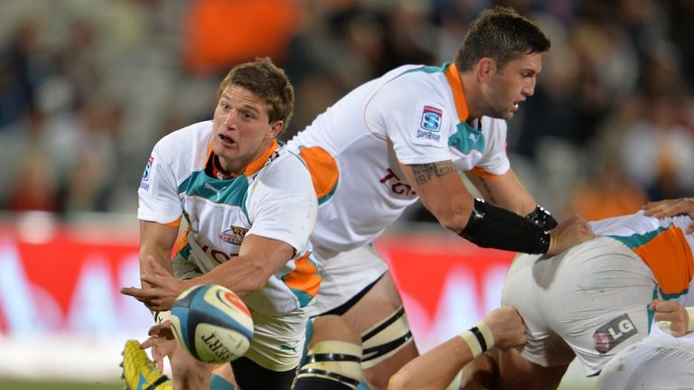 Piet Van Zyl: The star of the show for the Cheetahs