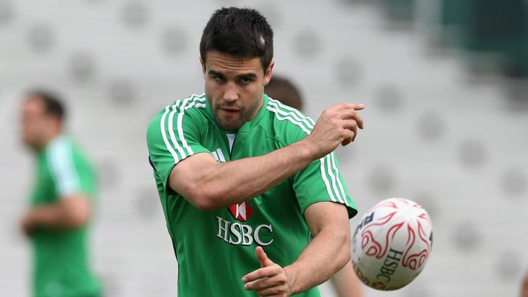 Conor Murray: Free to play for Ireland in the autumn internationals
