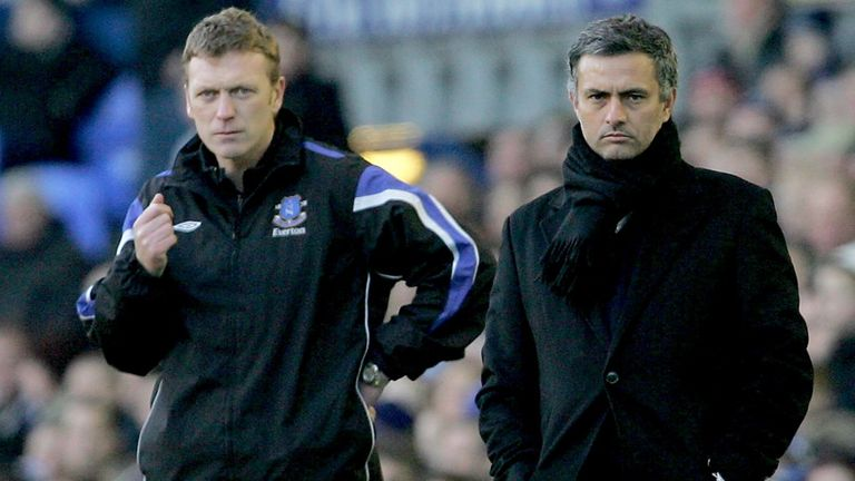 Mourinho may lock horns with Moyes, says Horton