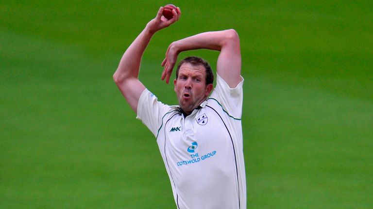 Alan Richardson: Two 10-wicket returns in a week