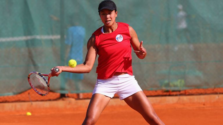 Anne Keothavong: Briton lost out in qualifying for Roland Garros