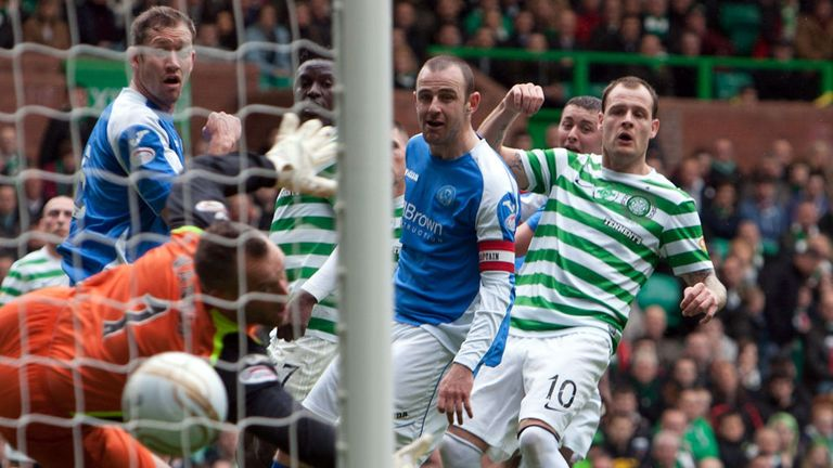 Anthony Stokes: Heaps praise on Celtic fans
